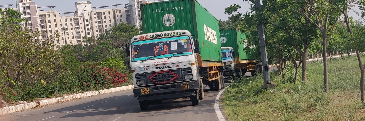 Transportation sector is in bad shape