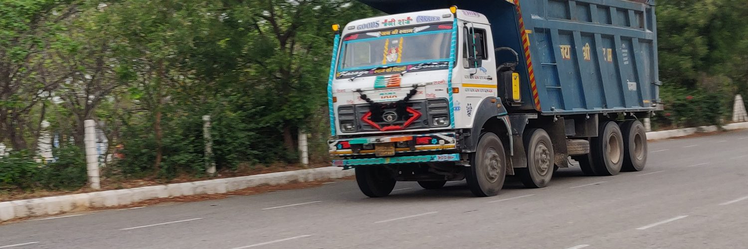 Representing the transport sector of India