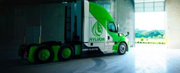 HYLIION LAUNCHES FULLY ELECTRIC POWERTRAIN. AGILITY PLACED PRE-ORDER OF 1,000-TRUCKS.