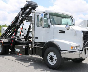 VOLVO TRUCKS PARTNERS WITH GALFAB AND FONTAINE MODIFICATION