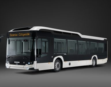 New Generation Scania Touring Introduced