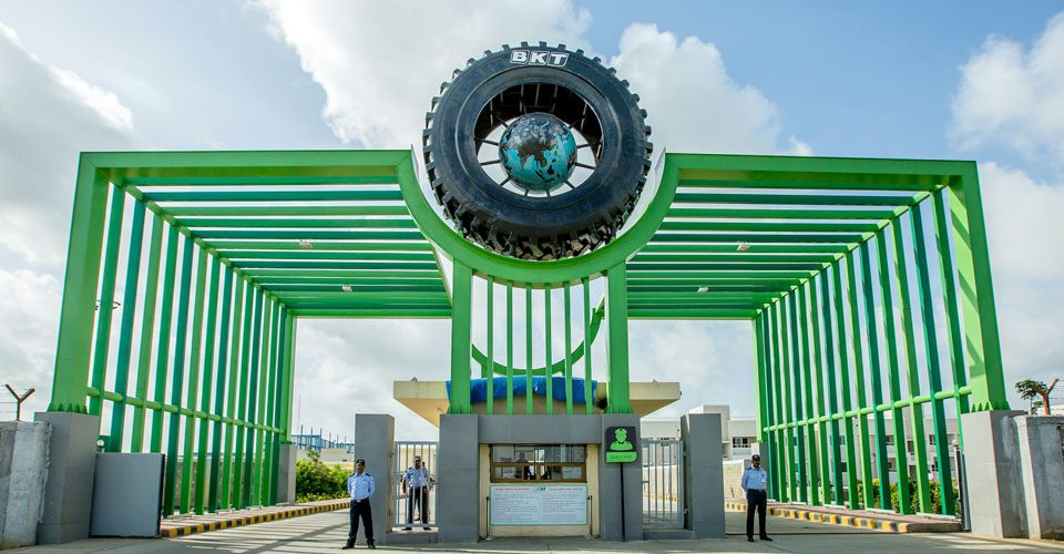 Another Tire Manufacturing Facility Inaugurated By BKT In Maharashtra