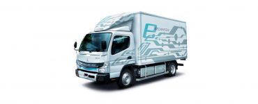 Australia Post Gives An Order For 20 eCanter Trucks To Fuso