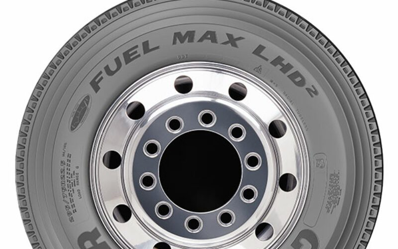 Fuelmax Endurance Tire Line For Trucks Introduced By Goodyear