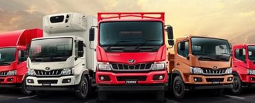 Furio Range of LCV Trucks Launched By M&M With Price Ranging From 14.79 Lacs To 16.82 Lacs