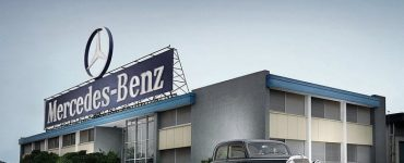 Mercedes-Benz's First Plant Outside Germany Celebrates 70 Years