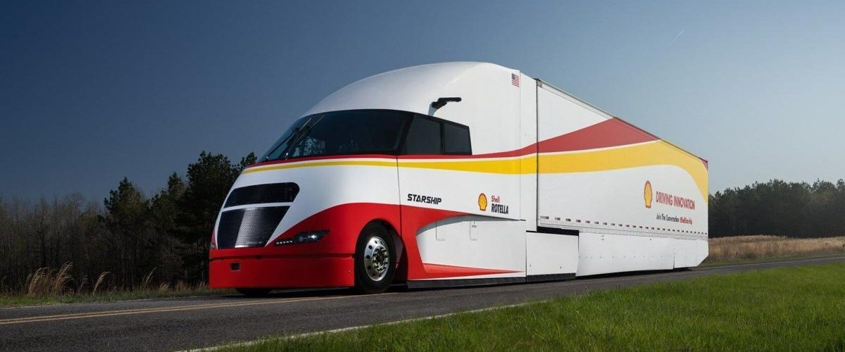 Shell's Starship 2.0 Gives Out Better Numbers