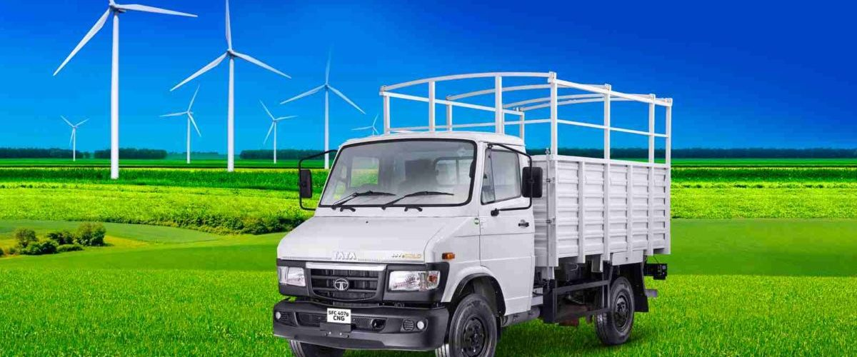 Tata's Legendary Vehicle- Tata 407's CNG Variant Launched