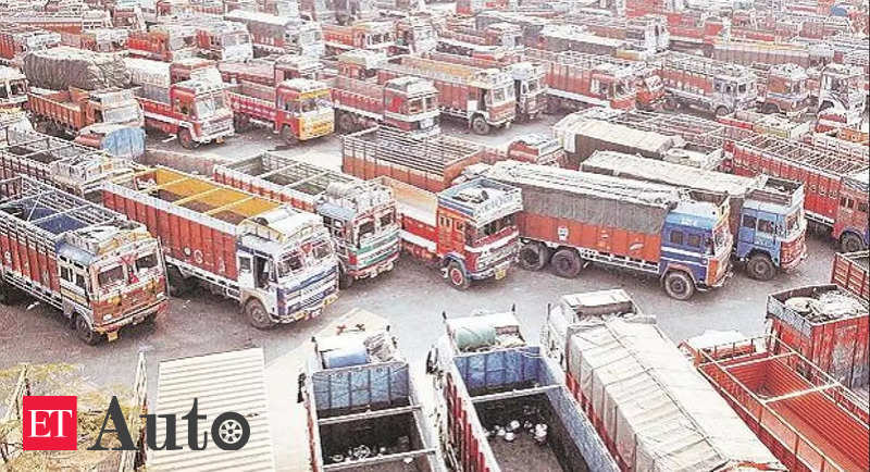 Nine Sites Identified In South Delhi To Park Heavy Commercial Vehicles