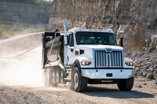 The All-New 47X From Western Star Unveiled
