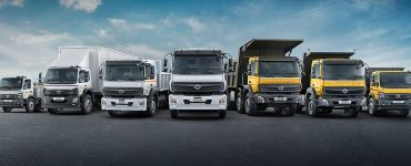 Daimler India's Commercial Vehicle's Order Book Full For The Calendar Year