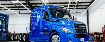 HP & Embark Trucks Join Electric Drayage and Driverless Operations