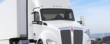 In A First In Canada, Kenworth T680E Battery-Electric Vehicle Ordered By Camionnage CP