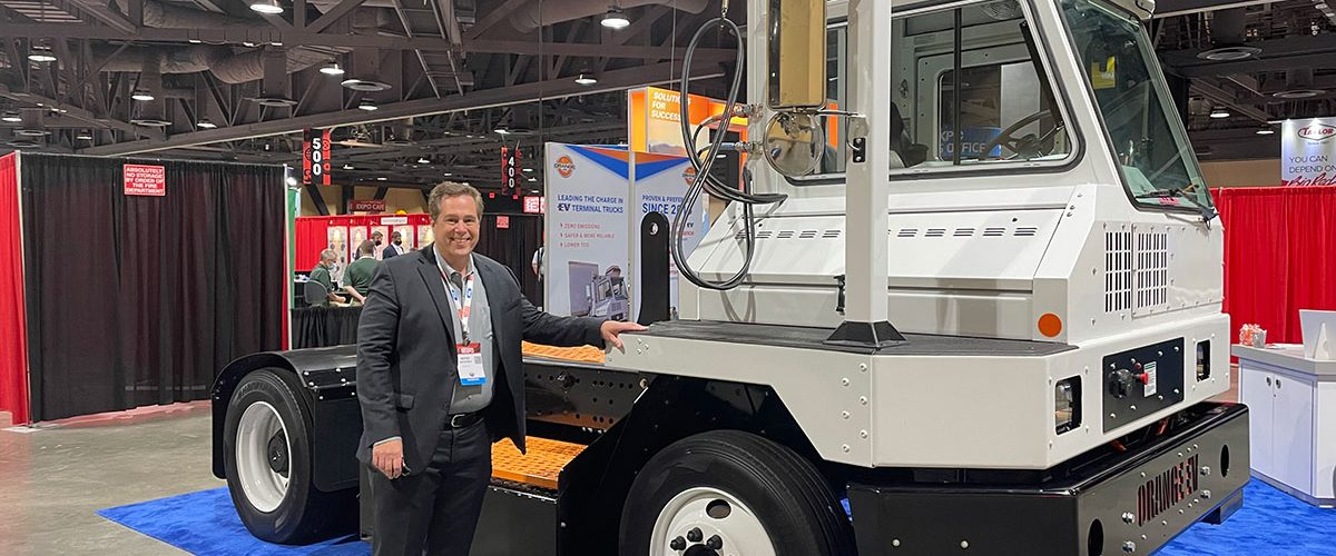 Orange EV's New Terminal Trucks To Roll Out Next Year