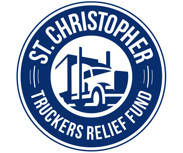 St. Christopher Truckers Relief Fund Supported By Rolling Strong