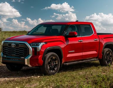 Toyota Goes Ahead With Tundra Redesign